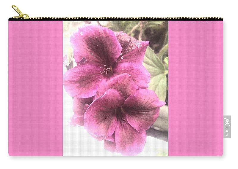 Summer Carry-all Pouch featuring the photograph Summer Beauty by Christy Gendalia