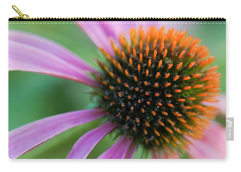 Macro Carry-all Pouch featuring the photograph Summer Dreams by Heidi Smith