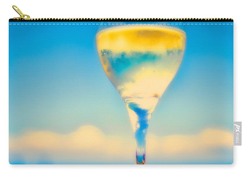 Wine Carry-all Pouch featuring the photograph Summer Wine by David Kay