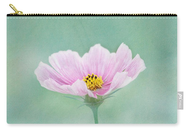 Flower Carry-all Pouch featuring the photograph Summer's Song by Kim Hojnacki