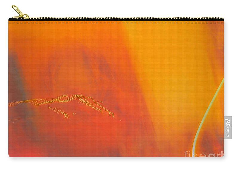 Summertimes Carry-all Pouch featuring the photograph Summertimes by Luc Van de Steeg