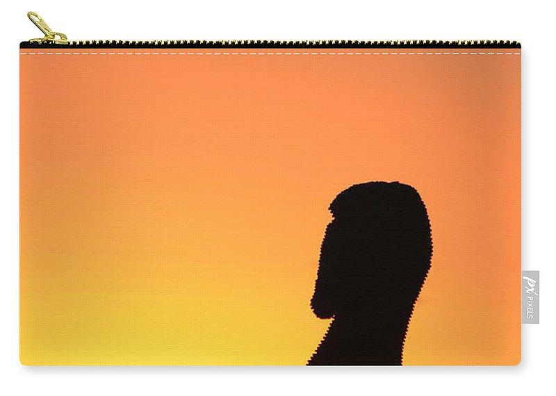 Landscapes Carry-all Pouch featuring the photograph Sunrise 20 by Steve Herndon