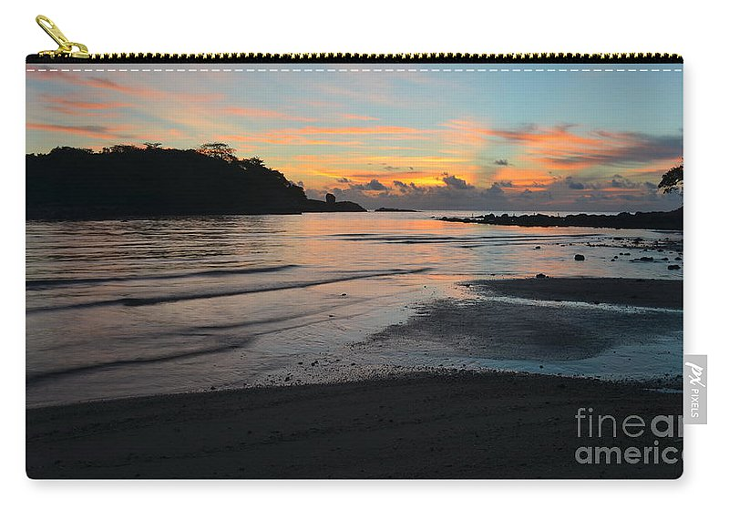 Michelle Meenawong Carry-all Pouch featuring the photograph Sunrise by Michelle Meenawong