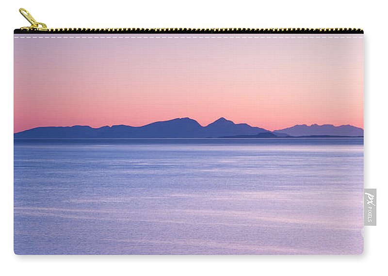 Landscape Carry-all Pouch featuring the photograph Sunrise Over The Islands by Richard Burdon