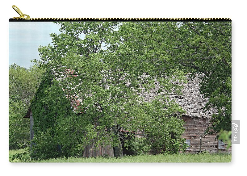 Summer Carry-all Pouch featuring the photograph Surrounded By Summer by Lynn Sprowl