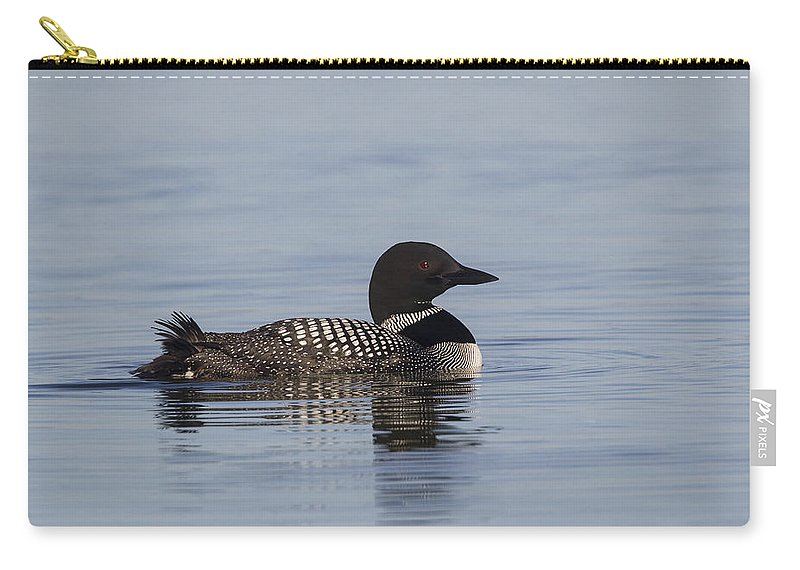 Doug Lloyd Carry-all Pouch featuring the photograph Tail Up by Doug Lloyd