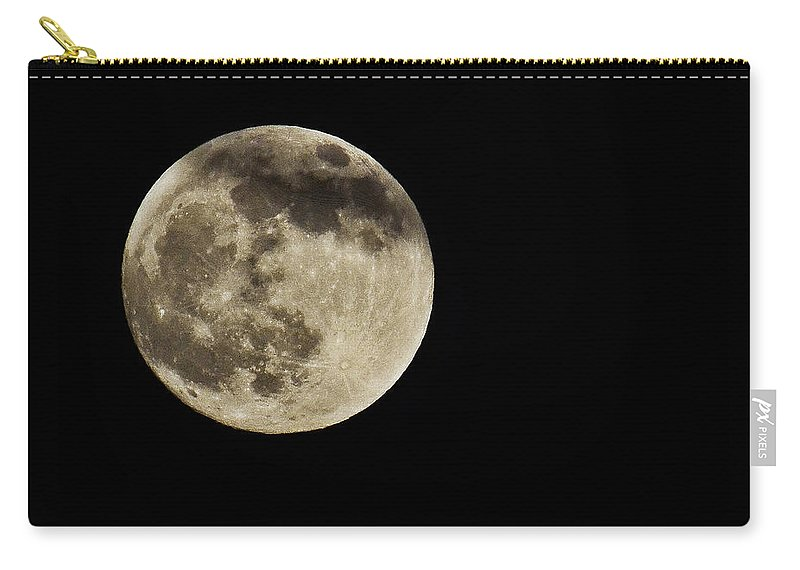 Moon Carry-all Pouch featuring the photograph Take Me To The Moon by Saija Lehtonen