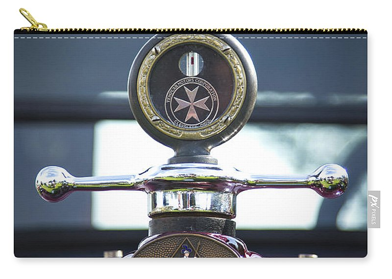 Glenmoor Carry-all Pouch featuring the photograph Templar by Jack R Perry