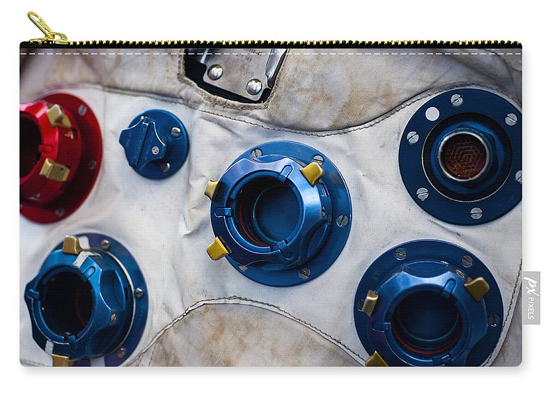 Nasa Carry-all Pouch featuring the photograph The Air Up There by Christi Kraft