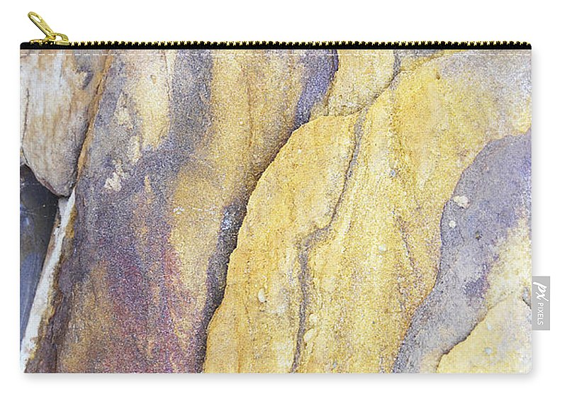 Ballad Carry-all Pouch featuring the photograph The Ballad Of Time by Xueling Zou