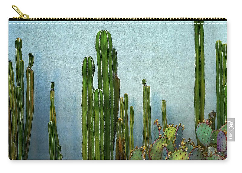 Nature Carry-all Pouch featuring the photograph The Beautiful People by Skip Hunt