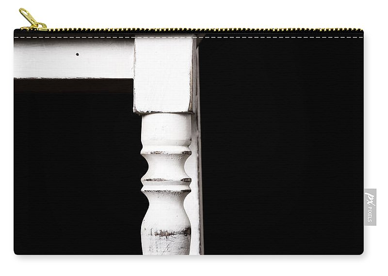 Chair Carry-all Pouch featuring the photograph The Chair by Edward Fielding