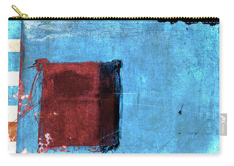 Deep Carry-all Pouch featuring the photograph The Deep End by Carol Leigh