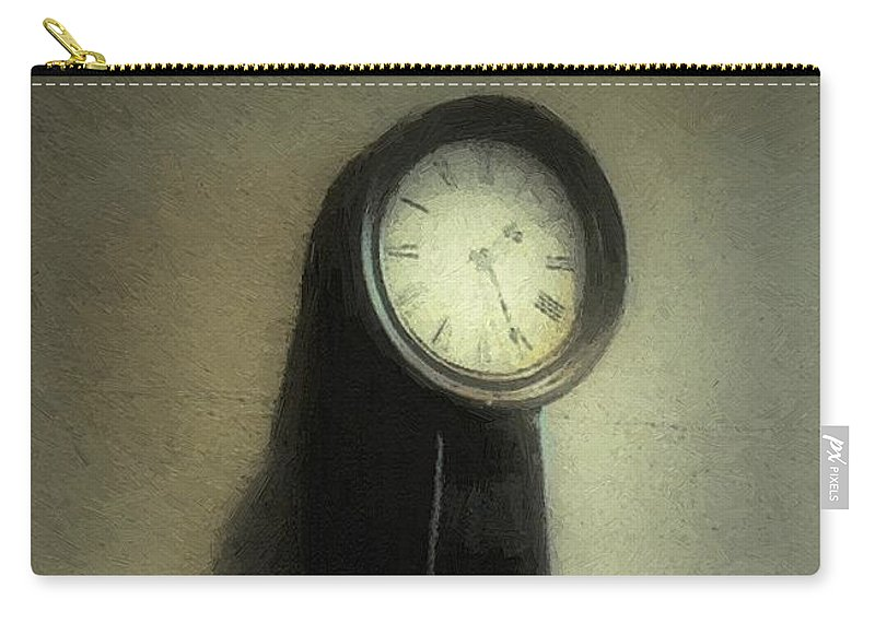 Antique Carry-all Pouch featuring the painting The Forgiveness Of Time by RC DeWinter