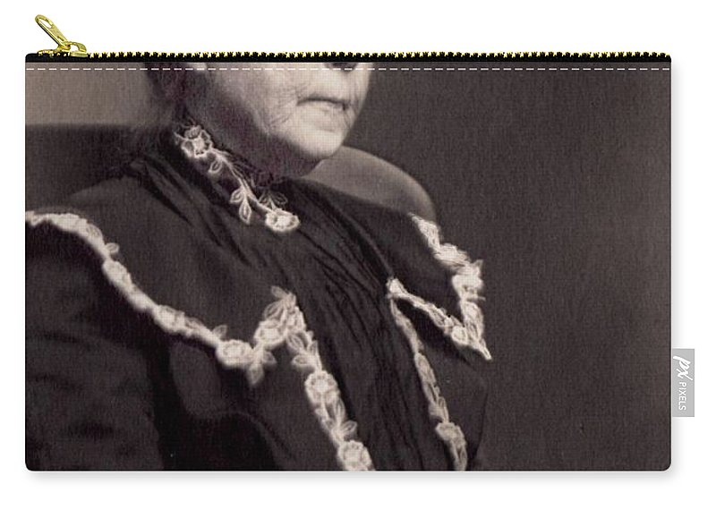 Vintage Carry-all Pouch featuring the photograph The Good Book by Image Takers Photography LLC