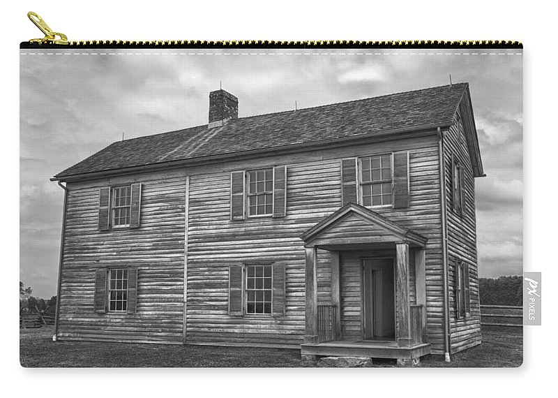 Guy Whiteley Photography Carry-all Pouch featuring the photograph The Henry House by Guy Whiteley