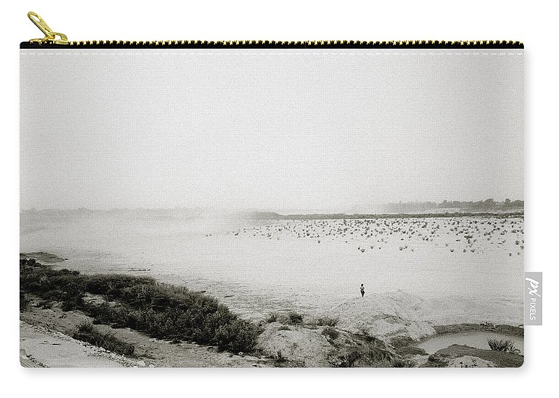 Asia Carry-all Pouch featuring the photograph The Mekong River by Shaun Higson