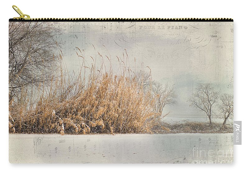 Landscape Carry-all Pouch featuring the photograph The Music Of Nature by Betty LaRue