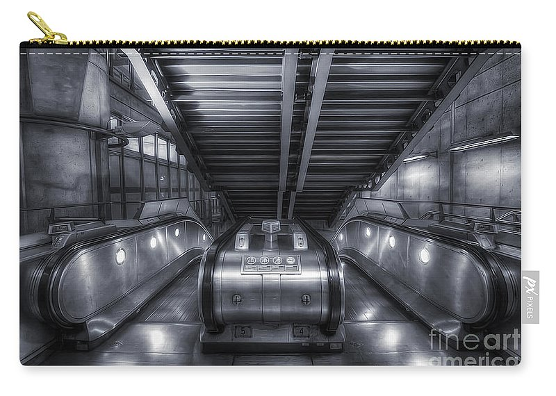 Yhun Suarez Carry-all Pouch featuring the photograph The Next Level 2.0 by Yhun Suarez