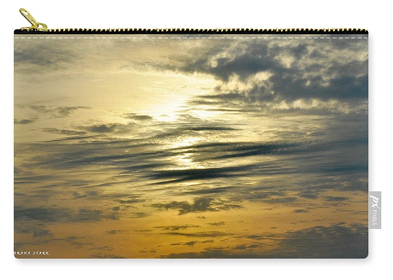 Sky Carry-all Pouch featuring the photograph The Place Where Dreams Live by Verana Stark