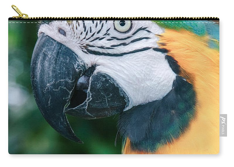Hawaii Carry-all Pouch featuring the photograph The Poetry Of Nature by Sharon Mau