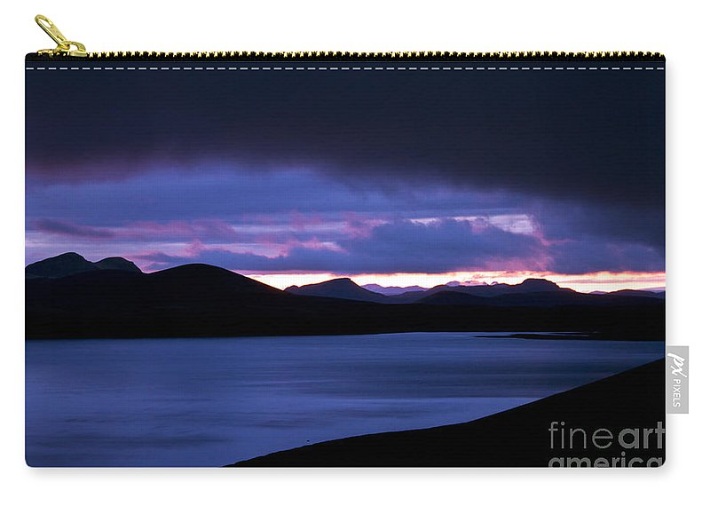 Summer Carry-all Pouch featuring the photograph The Pool by Gunnar Orn Arnason
