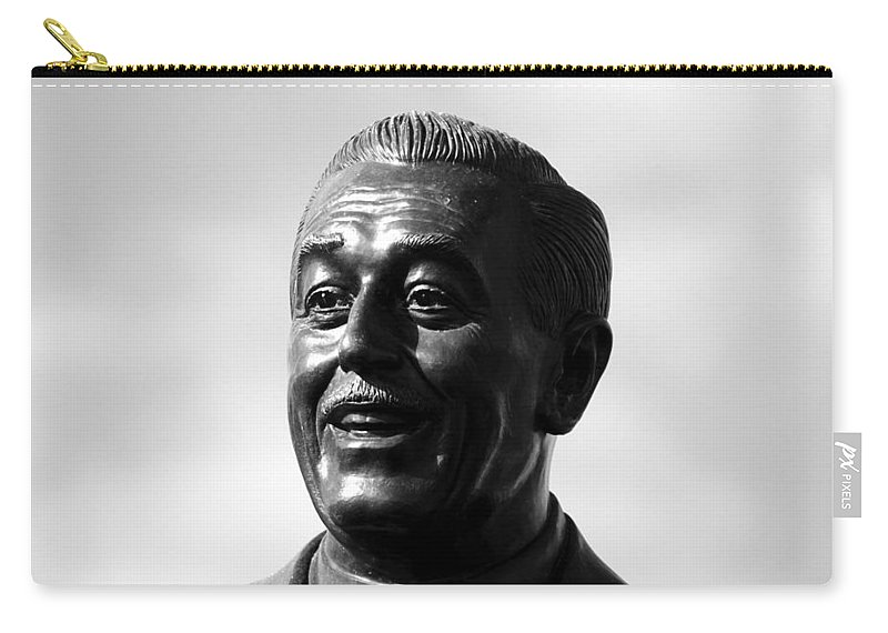 Walt Disney Carry-all Pouch featuring the photograph The Saint Of Dreams by David Lee Thompson