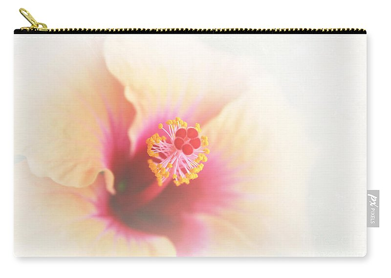 Aloha Carry-all Pouch featuring the photograph The Secret Of The Beloved by Sharon Mau