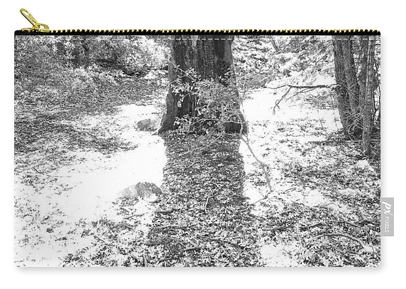 California Carry-all Pouch featuring the photograph The Tree by Peter Tellone