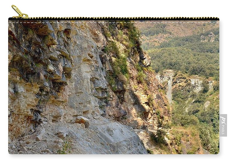 Carry-all Pouch featuring the photograph The Way Home by Kim Bemis