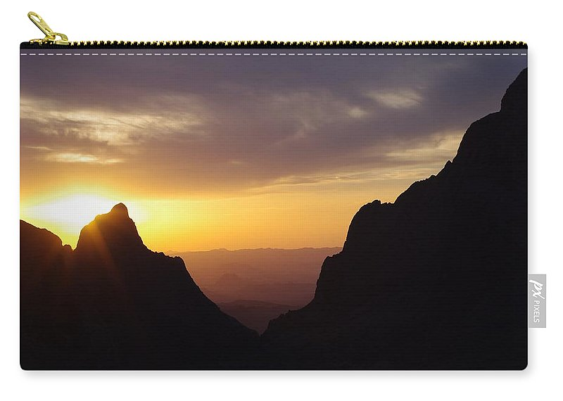 Window Carry-all Pouch featuring the photograph The Window by Gary Richards