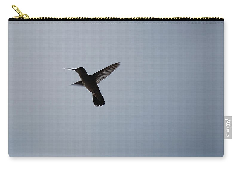 Becky Furgason Carry-all Pouch featuring the photograph #thisisitandnothingmore by Becky Furgason