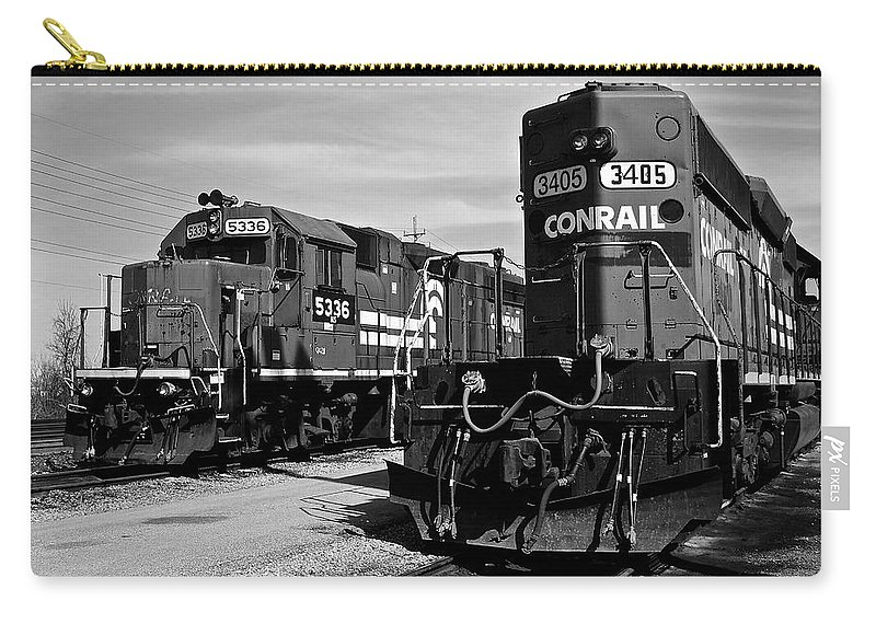 Timeless Carry-all Pouch featuring the photograph Timeless by Frozen in Time Fine Art Photography