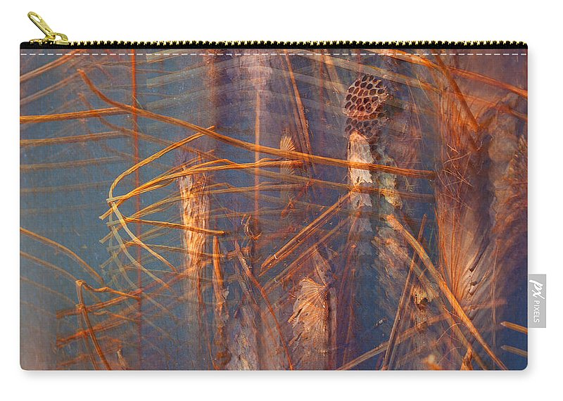 Lotus Carry-all Pouch featuring the photograph Towards Divine Wisdom by Anders Hingel