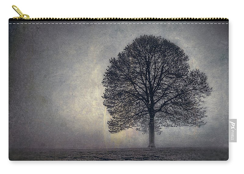 Tree Carry-all Pouch featuring the photograph Tree Of Life by Scott Norris