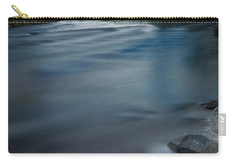 Truckee Carry-all Pouch featuring the photograph Truckee River by Dianne Phelps