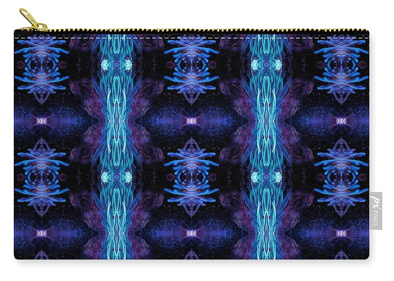 Under The Sea Carry-all Pouch featuring the photograph Under The Sea by Dan Sproul