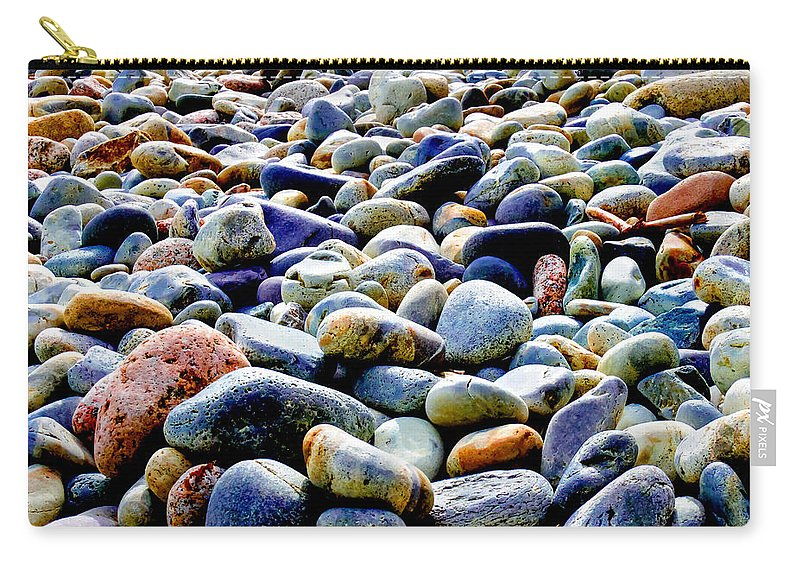 Mountains Carry-all Pouch featuring the photograph Uniqueness by Greg Fortier
