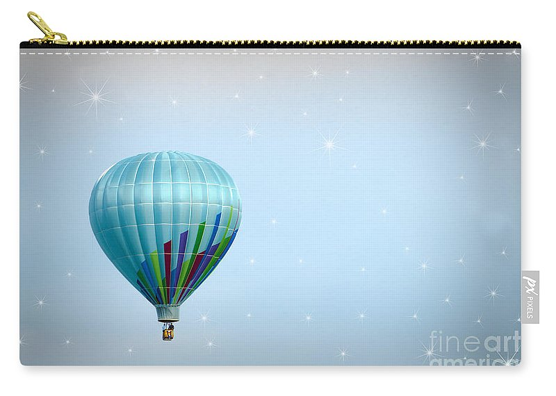 Above Carry-all Pouch featuring the photograph Up by Juli Scalzi