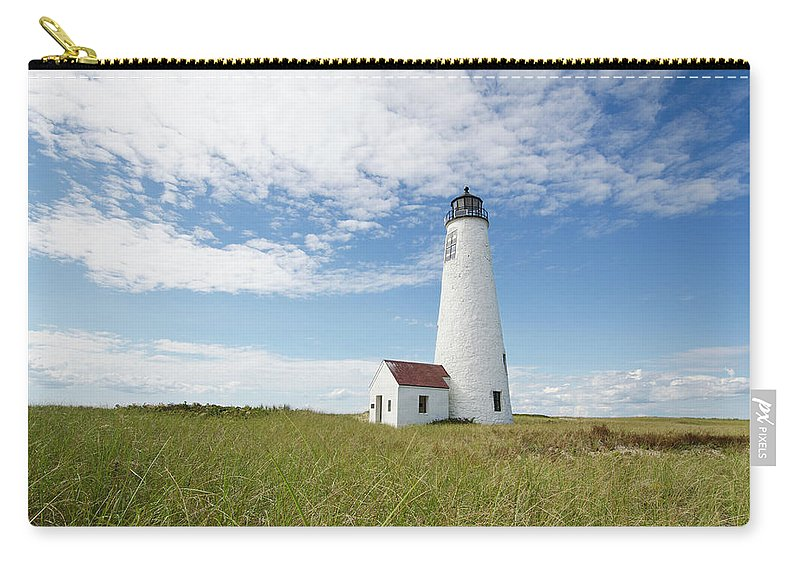 Tranquility Carry-all Pouch featuring the photograph Usa, Massachusetts, Nantucket Island by Tetra Images - Chris Hackett