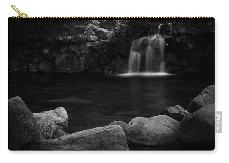 San Jose Carry-all Pouch featuring the photograph Uvas by Dayne Reast
