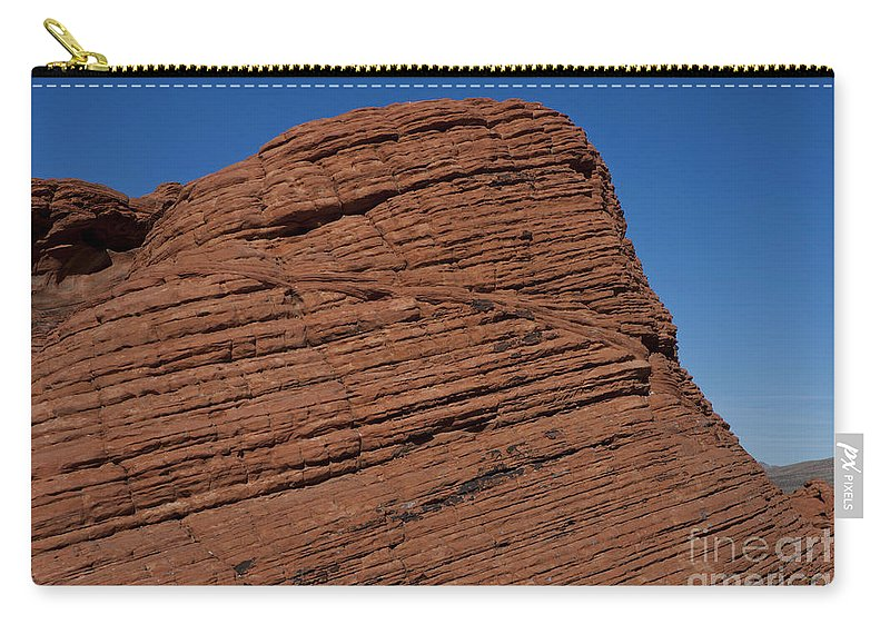 The Beehives Carry-all Pouch featuring the photograph Valley Of Fire State Park Nevada by Jason O Watson