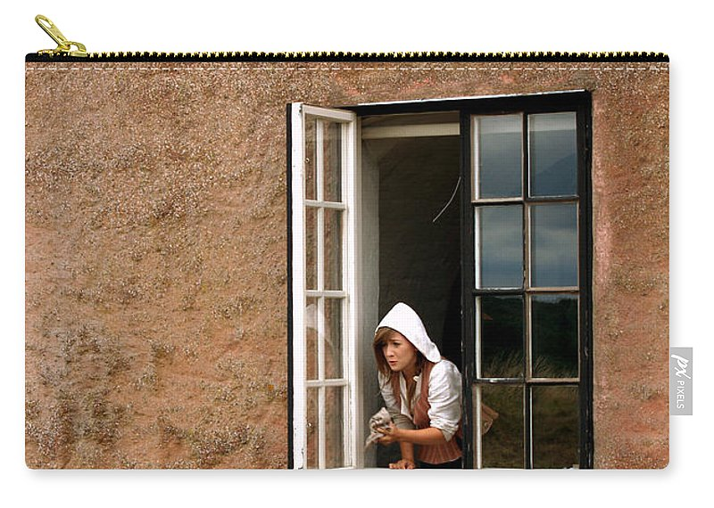 Varsberg Carry-all Pouch featuring the photograph Varsberg Se Fort 14 by Jeff Brunton