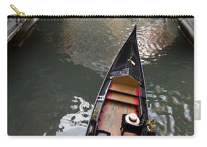 Architecture Carry-all Pouch featuring the photograph Venezia by Margie Hurwich