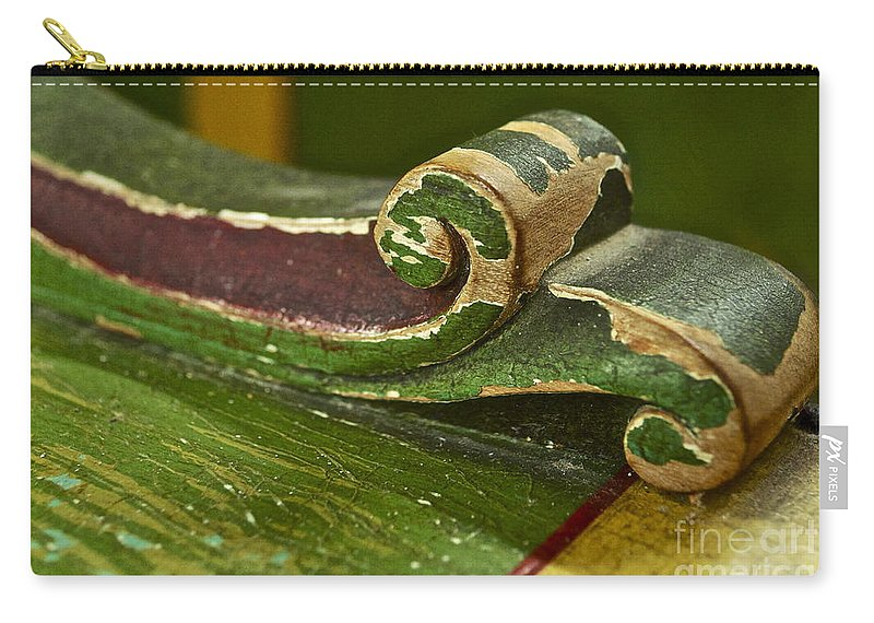Victorian Carry-all Pouch featuring the photograph Victorian Curves by Gwyn Newcombe