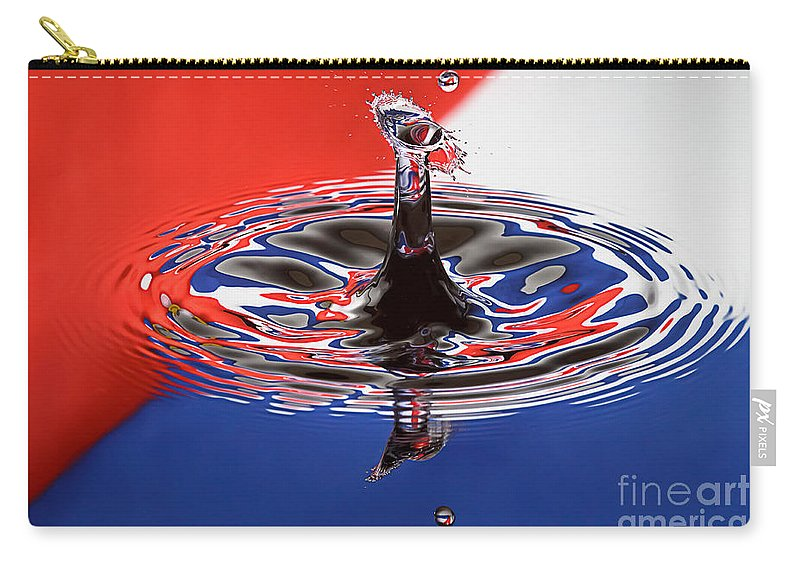 Water Carry-all Pouch featuring the photograph Viva Cuba Libre by Susan Candelario