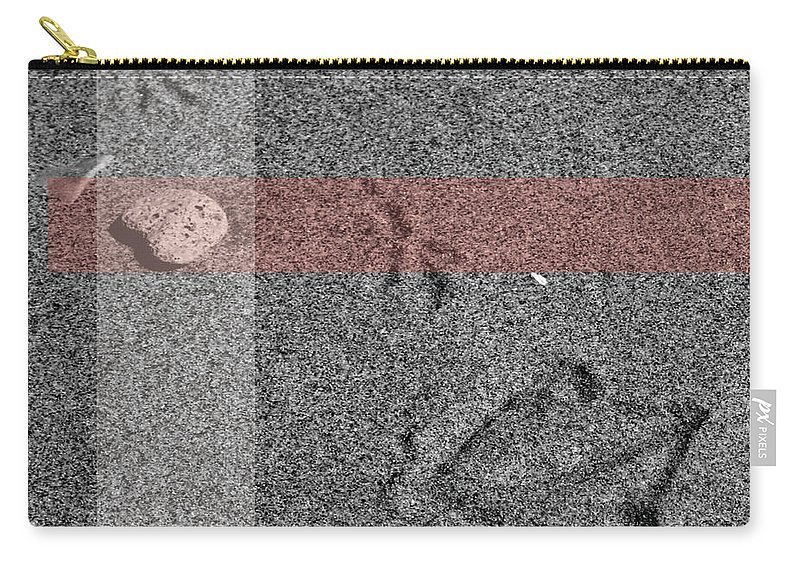Jamie Lynn Gabrich Carry-all Pouch featuring the photograph Walking The Path by Jamie Lynn