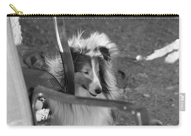 David S Reynolds Carry-all Pouch featuring the photograph Wheeler by David S Reynolds