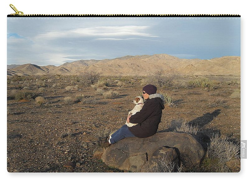 Landscape Carry-all Pouch featuring the photograph Wide Open Spaces by James Welch