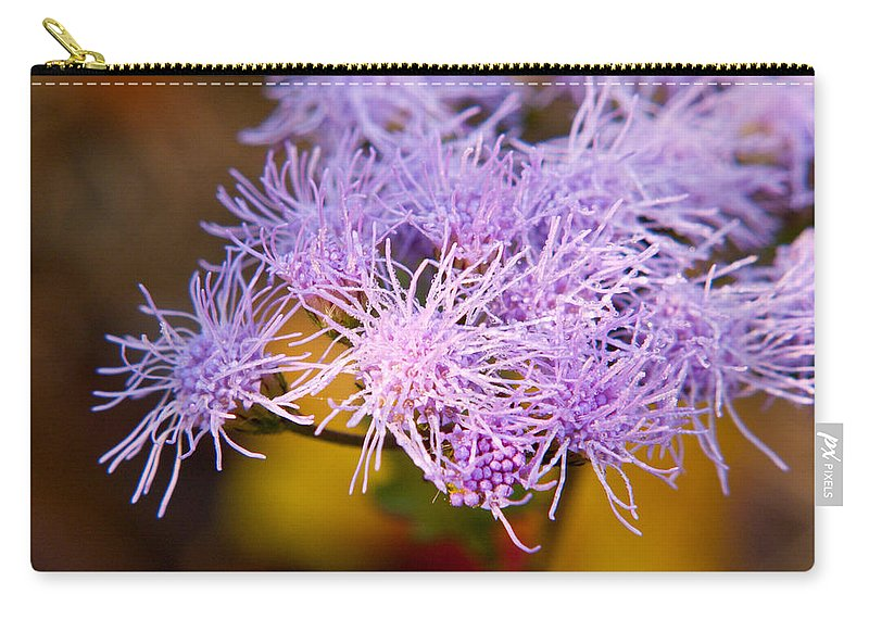 Wildflower Carry-all Pouch featuring the photograph Wildflower-1 by Charles Hite